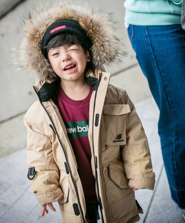 Tuần lễ thời trang Hàn Quốc: Trẻ con chất lừ không thua gì người lớn! - Ảnh 17.