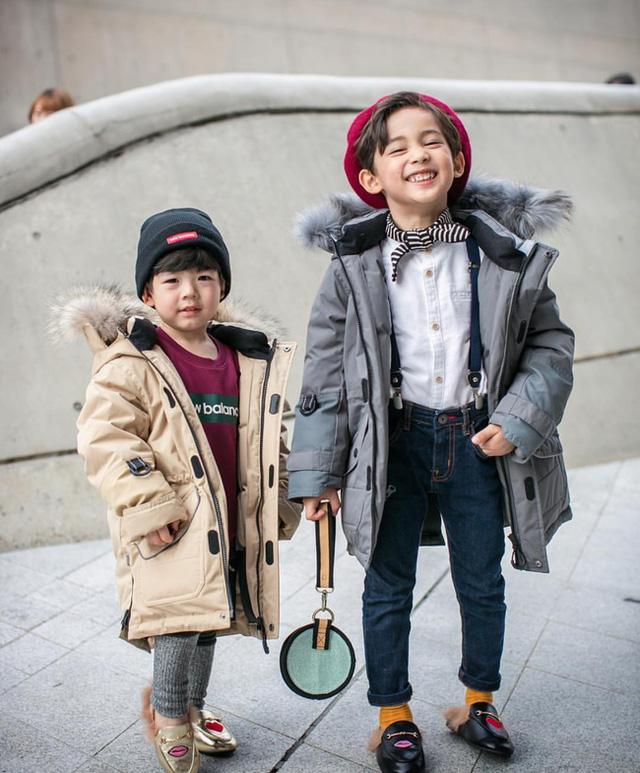 Tuần lễ thời trang Hàn Quốc: Trẻ con chất lừ không thua gì người lớn! - Ảnh 16.