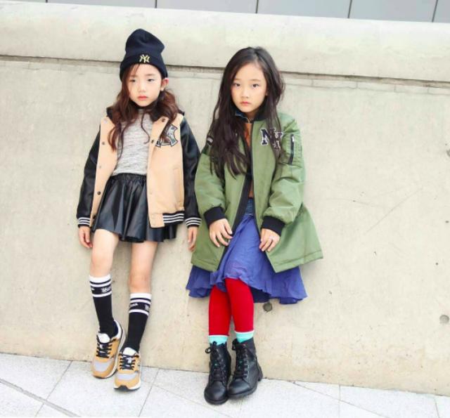 Tuần lễ thời trang Hàn Quốc: Trẻ con chất lừ không thua gì người lớn! - Ảnh 18.