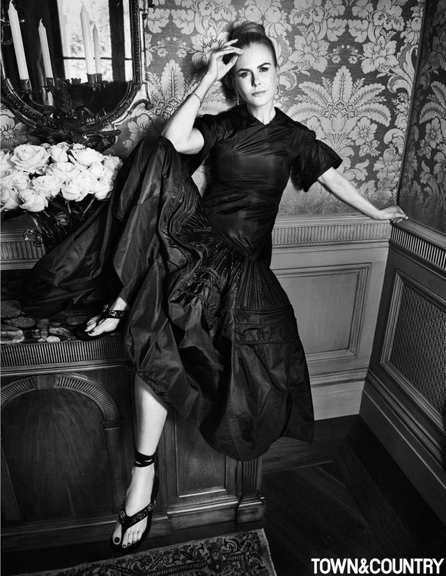 Nicole Kidman trẻ bất ngờ trong chùm ảnh mới - Ảnh 3.