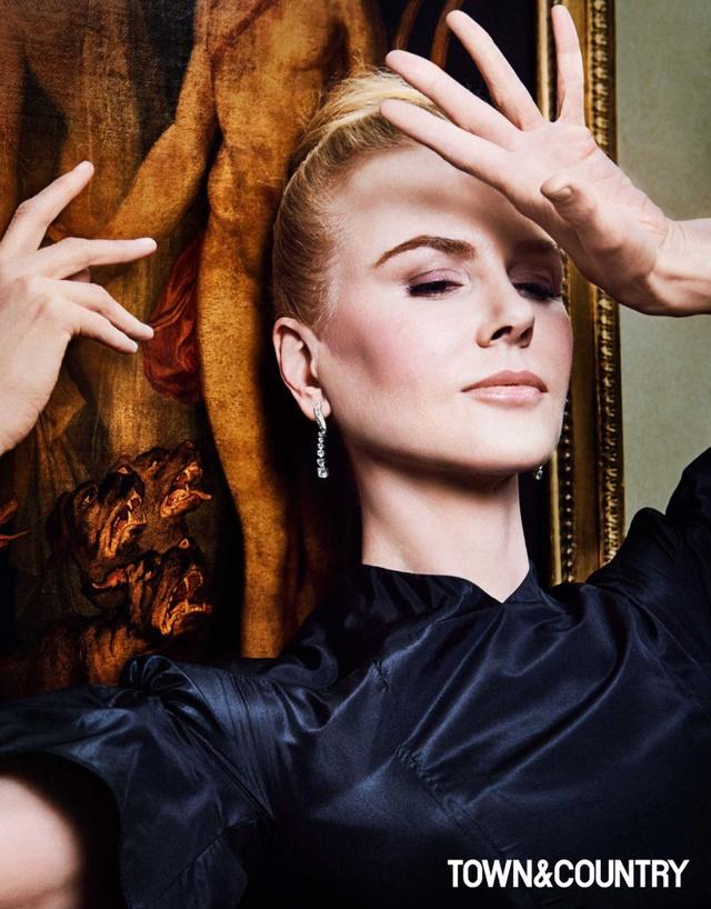 Nicole Kidman trẻ bất ngờ trong chùm ảnh mới - Ảnh 2.