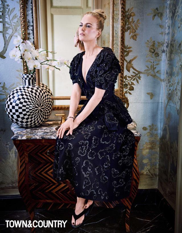 Nicole Kidman trẻ bất ngờ trong chùm ảnh mới - Ảnh 4.