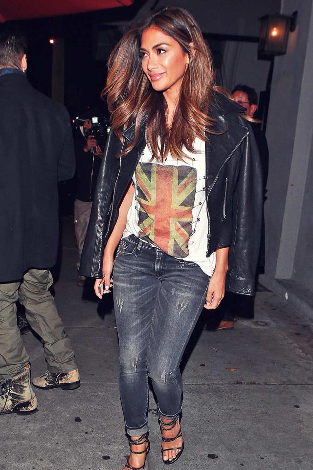 Gần 40 tuổi, GK The X-Factor vẫn trẻ trung nhờ gu thời trang siêu chất - Ảnh 10.