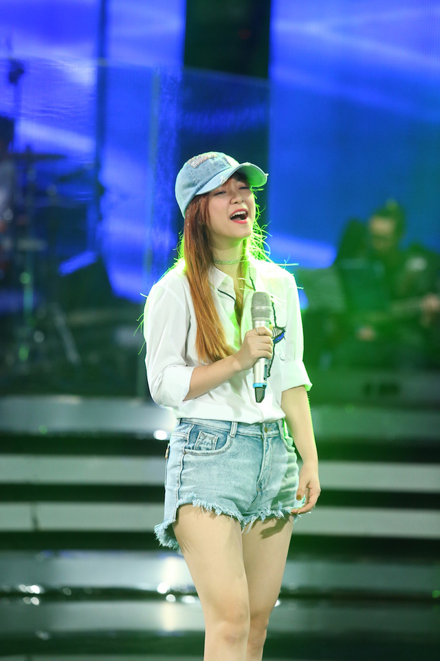 Đinh Hương và Hoàng Quyên rủ nhau khuấy động CK Vietnam Idol - Ảnh 6.