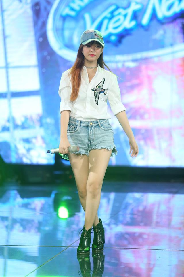 Đinh Hương và Hoàng Quyên rủ nhau khuấy động CK Vietnam Idol - Ảnh 8.