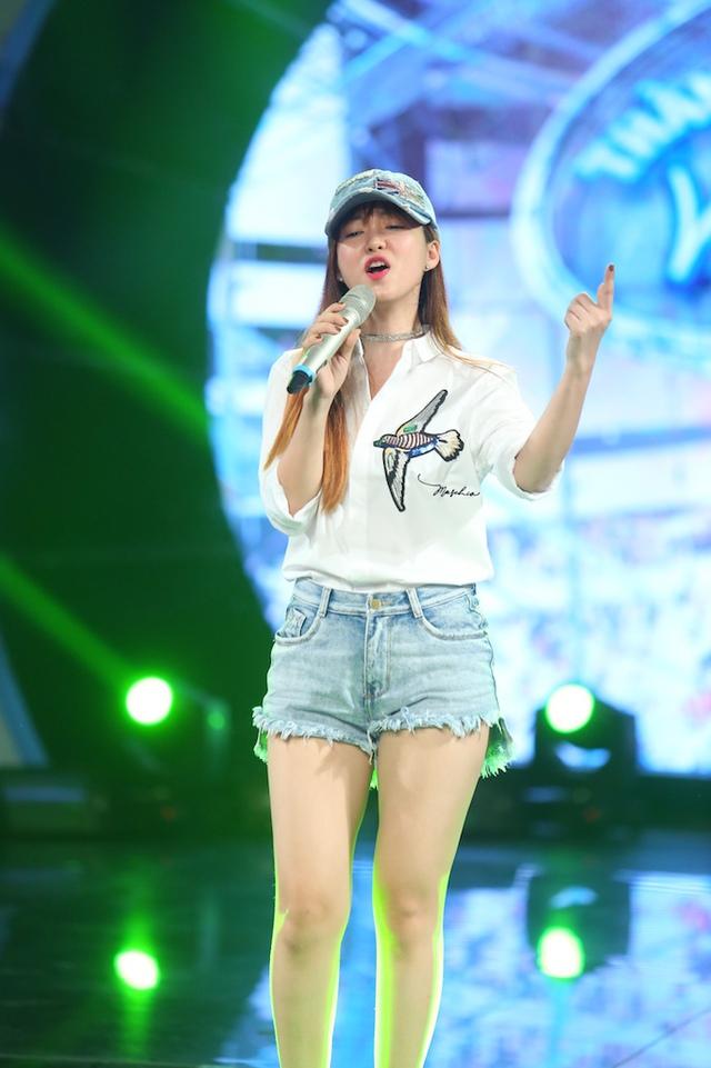 Đinh Hương và Hoàng Quyên rủ nhau khuấy động CK Vietnam Idol - Ảnh 7.
