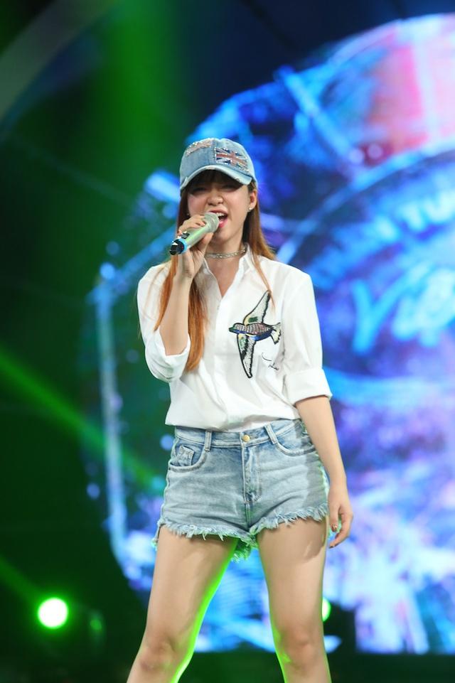 Đinh Hương và Hoàng Quyên rủ nhau khuấy động CK Vietnam Idol - Ảnh 9.