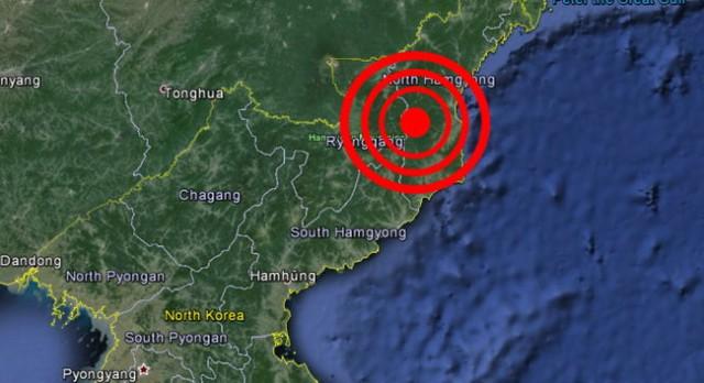 Chấn động 5.3 độ richter, Triều Tiên lại thử hạt nhân? - Ảnh 1.