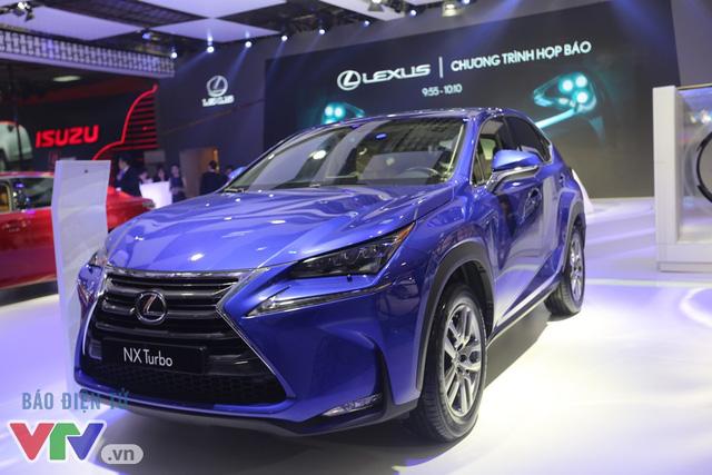 Hàng loạt mẫu xe hoàn toàn mới trình làng tại Triển lãm ô tô Việt Nam 2016 - Ảnh 2.
