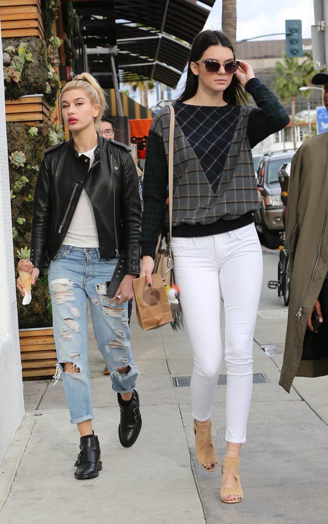 Săm soi phong cách thời trang Thu - Đông của Kendall Jenner - Ảnh 9.