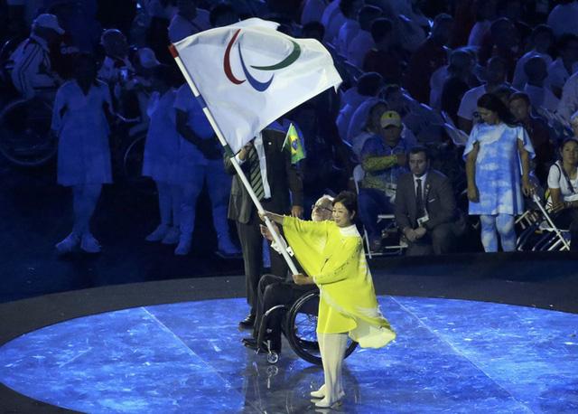 Bế mạc Paralympic Rio 2016: Ấn tượng mang đậm tính nhân văn - Ảnh 14.