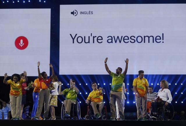 Bế mạc Paralympic Rio 2016: Ấn tượng mang đậm tính nhân văn - Ảnh 6.