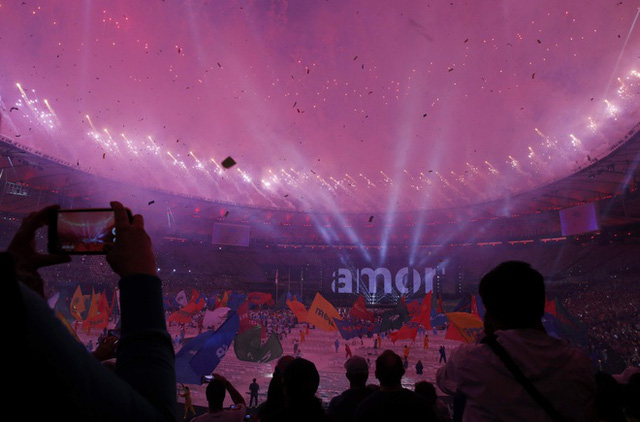 Bế mạc Paralympic Rio 2016: Ấn tượng mang đậm tính nhân văn - Ảnh 9.