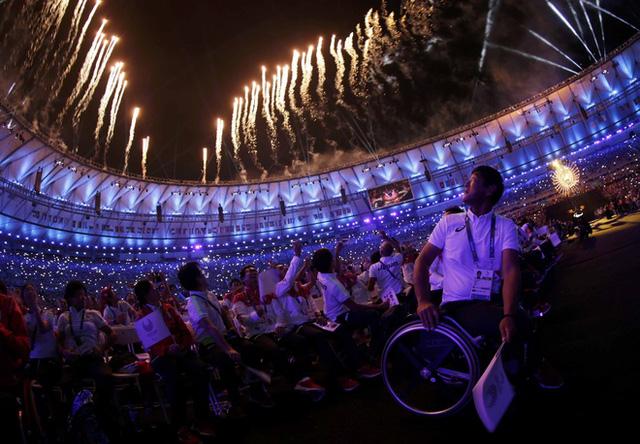 Bế mạc Paralympic Rio 2016: Ấn tượng mang đậm tính nhân văn - Ảnh 11.