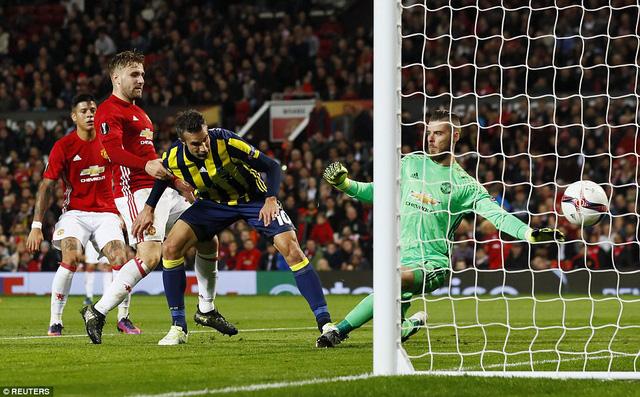 Kết quả Europa League sáng 21/10: Pogba tỏa sáng, M.U đánh bại Fenerbahce - Ảnh 4.