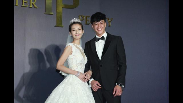Sao Lương Sơn Bá - Chúc Anh Đài cưới vợ sau 9 năm hẹn hò - Ảnh 1.