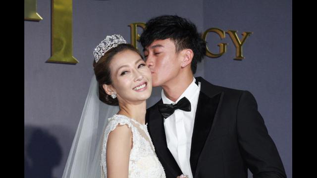 Sao Lương Sơn Bá - Chúc Anh Đài cưới vợ sau 9 năm hẹn hò - Ảnh 2.