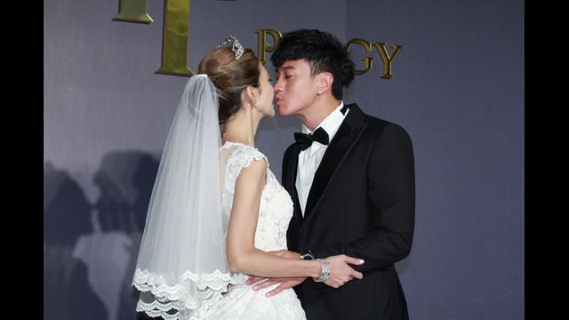 Sao Lương Sơn Bá - Chúc Anh Đài cưới vợ sau 9 năm hẹn hò - Ảnh 3.