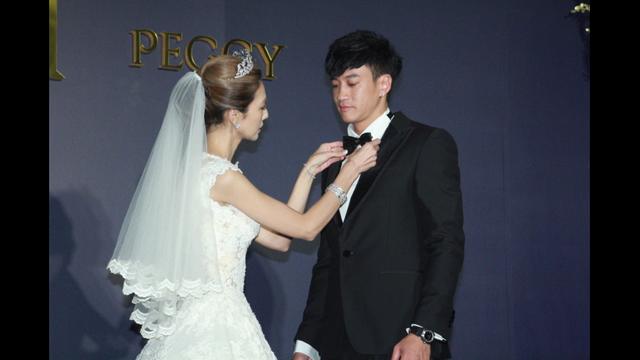 Sao Lương Sơn Bá - Chúc Anh Đài cưới vợ sau 9 năm hẹn hò - Ảnh 7.