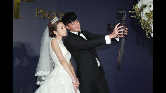 Sao Lương Sơn Bá - Chúc Anh Đài cưới vợ sau 9 năm hẹn hò - Ảnh 8.