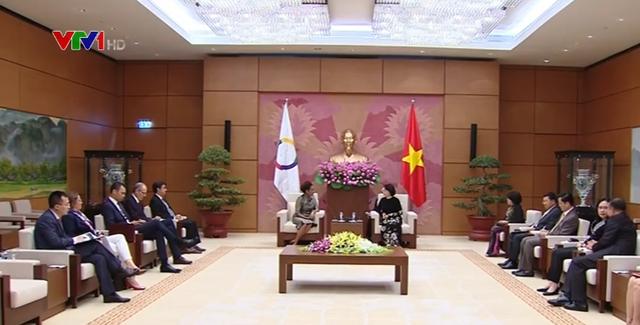 Quốc hội Việt Nam tích cực tham gia các hoạt động của Cộng đồng Pháp ngữ - Ảnh 1.