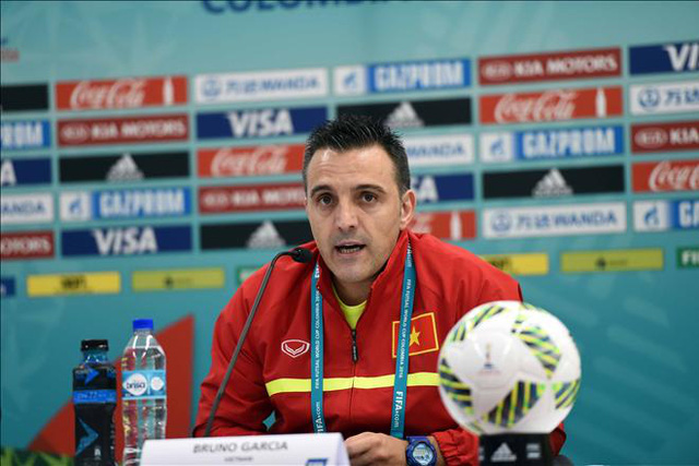 ĐT Futsal Việt Nam sẽ cống hiến hết mình tại VCK World Cup 2016  - Ảnh 1.