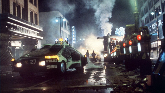 """Phim trường """"Tội phạm người máy"""" xảy ra tai nạn thương tâm - Ảnh 1."""