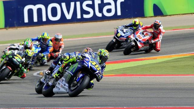 Moto GP 2016: Marquez không đối thủ ở trường đua Aragon - Ảnh 1.