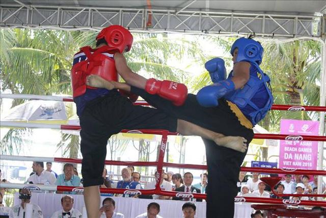 Đội tuyển Võ cổ truyền Việt Nam kết thúc ABG5 với 5HCV  - Ảnh 1.
