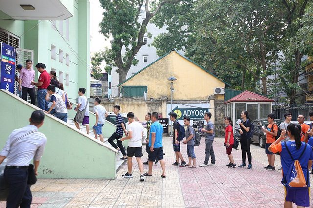 Sức hút của bóng rổ đối với người hâm mộ Việt Nam - Ảnh 1.