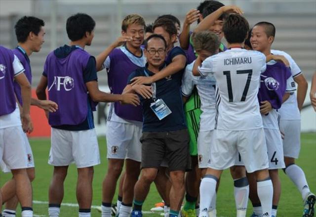 HLV U19 Nhật Bản đánh giá cao lối chơi của U19 Việt Nam  - Ảnh 1.
