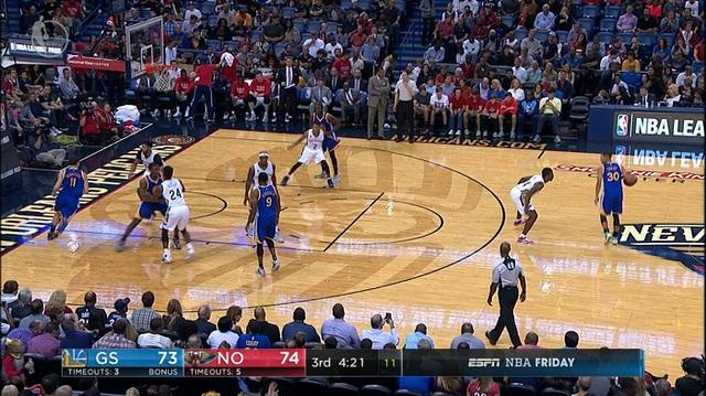 Golden State Warriors nối dài mạch thắng trước New Orleans Pelicans - Ảnh 1.