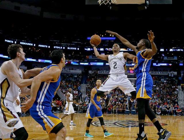 Golden State Warriors nối dài mạch thắng trước New Orleans Pelicans - Ảnh 2.