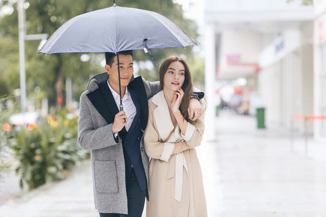 Hồ Ngọc Hà tình cảm cùng trai trẻ trong phim ngắn - Ảnh 1.