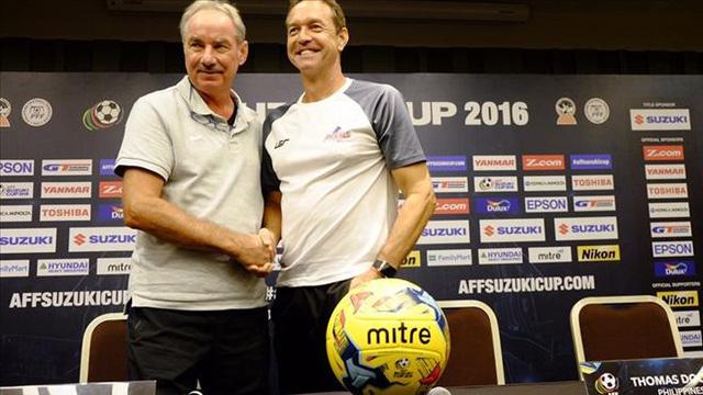 HLV Riedl tự tin cùng Indonesia quyết thắng 2 trận còn lại tại AFF Cup 2016  - Ảnh 1.