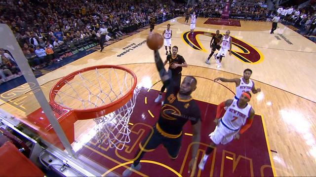 Cleveland Cavaliers chiến thắng trong trận mở màn của giải NBA - Ảnh 10.