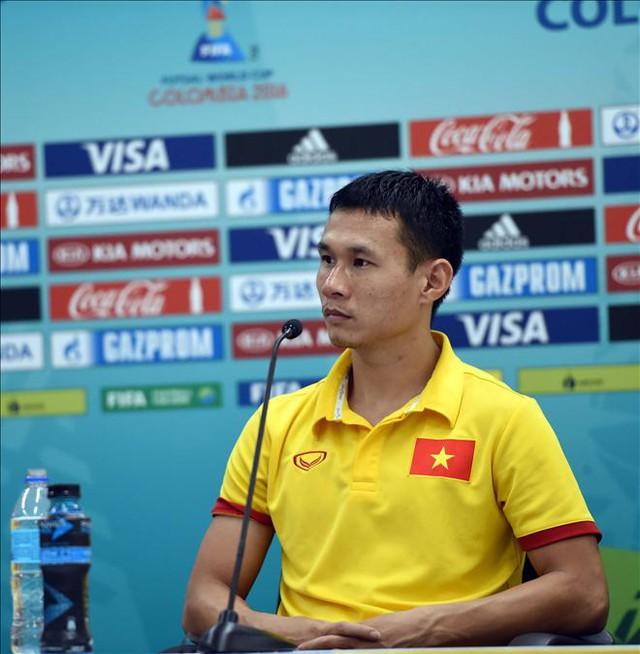ĐT Futsal Việt Nam sẽ cống hiến hết mình tại VCK World Cup 2016  - Ảnh 2.
