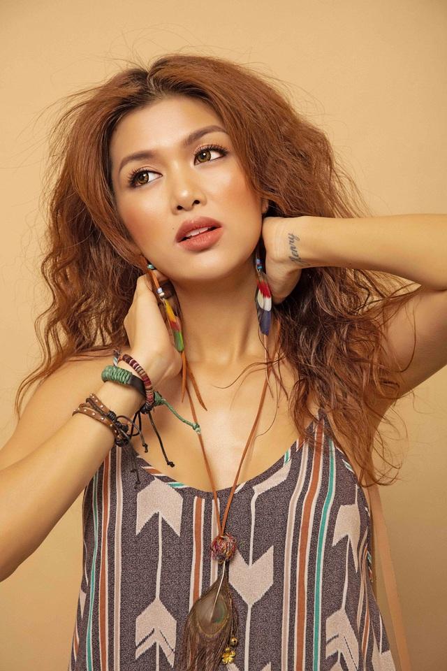 Hoa hậu toàn cầu Oanh Yến khoe phong cách du mục - Ảnh 7.