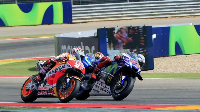 Moto GP 2016: Marquez không đối thủ ở trường đua Aragon - Ảnh 2.