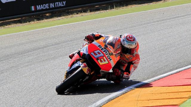 Moto GP 2016: Marquez không đối thủ ở trường đua Aragon - Ảnh 4.