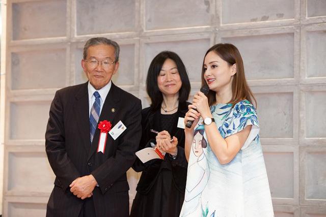 Lan Phương trở thành đại sứ của thành phố ở Nhật Bản - Ảnh 3.