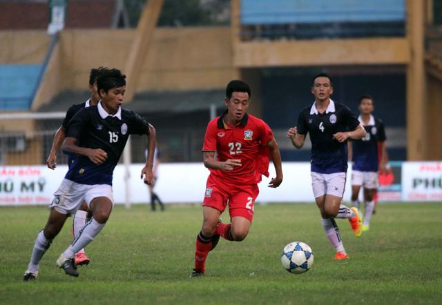 U19 Đông Nam Á 2016: Australia và Thái Lan thắng trận thứ 3 liên tiếp - Ảnh 3.