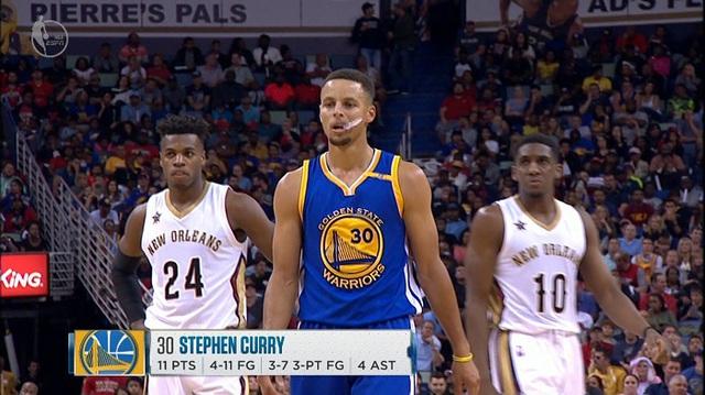 Golden State Warriors nối dài mạch thắng trước New Orleans Pelicans - Ảnh 4.
