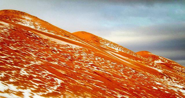 Chuyện thật khó tin: Tuyết rơi ở sa mạc Sahara - Ảnh 5.