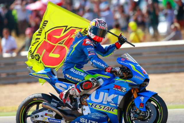 Moto GP 2016: Marquez không đối thủ ở trường đua Aragon - Ảnh 7.