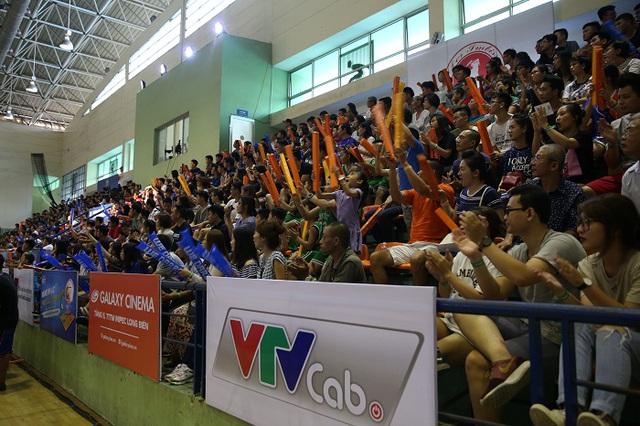 Sức hút của bóng rổ đối với người hâm mộ Việt Nam - Ảnh 5.