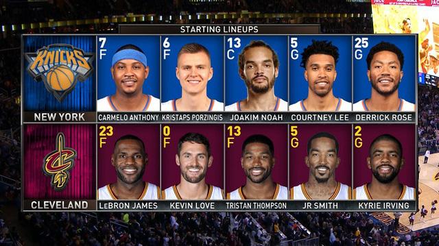Cleveland Cavaliers chiến thắng trong trận mở màn của giải NBA - Ảnh 5.