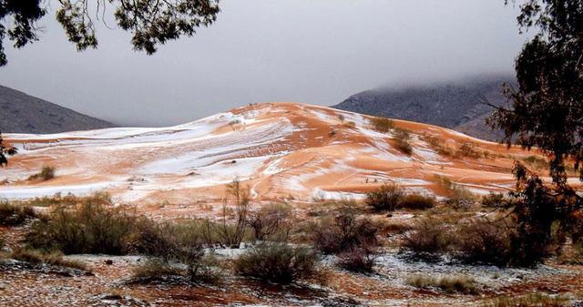 Chuyện thật khó tin: Tuyết rơi ở sa mạc Sahara - Ảnh 6.