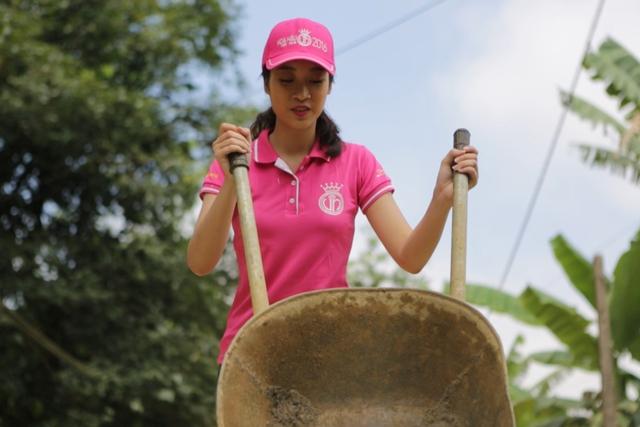 """Người đẹp được khen """"dũng cảm"""" nhất Hoa hậu Việt Nam 2016 là ai? - Ảnh 6."""