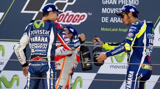 Moto GP 2016: Marquez không đối thủ ở trường đua Aragon - Ảnh 8.
